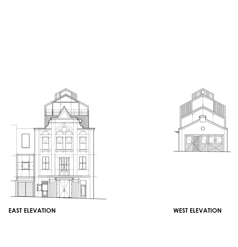 28 Hudson Street Extension Project Image