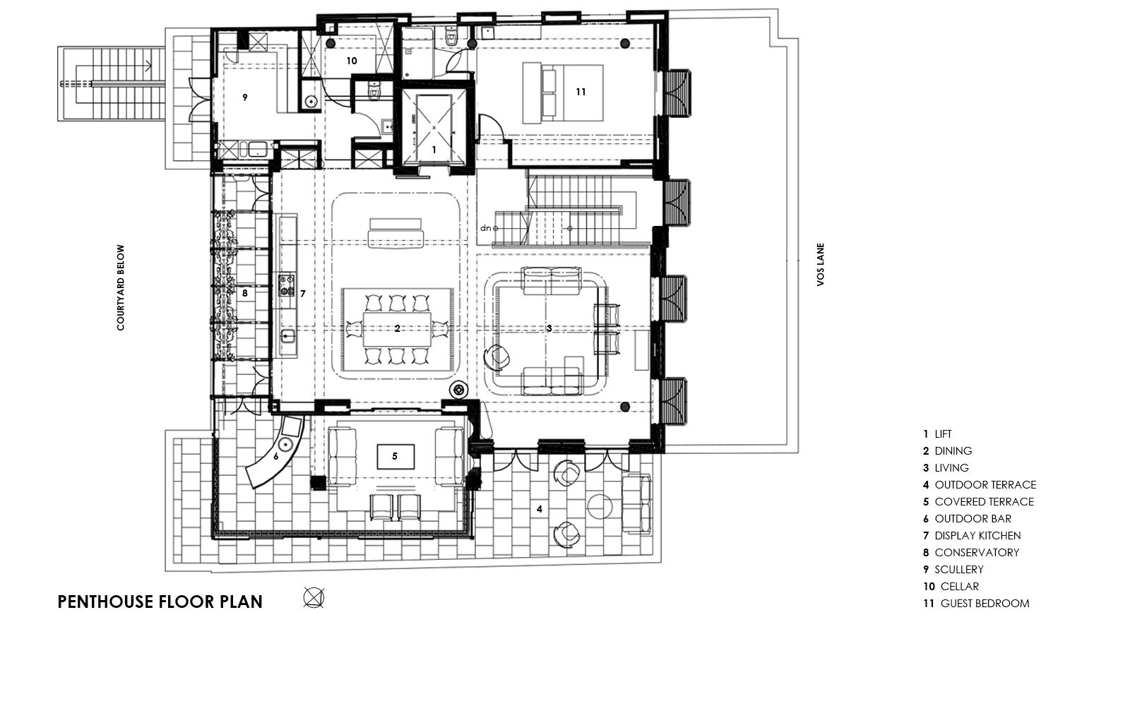 Penthouse Apartment 01